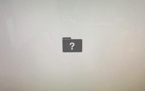 Mac起動しない